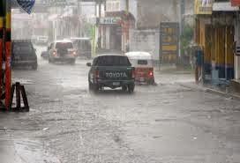 Resultado de imagen para Lloviendo en el Distrito Nacional dominicano