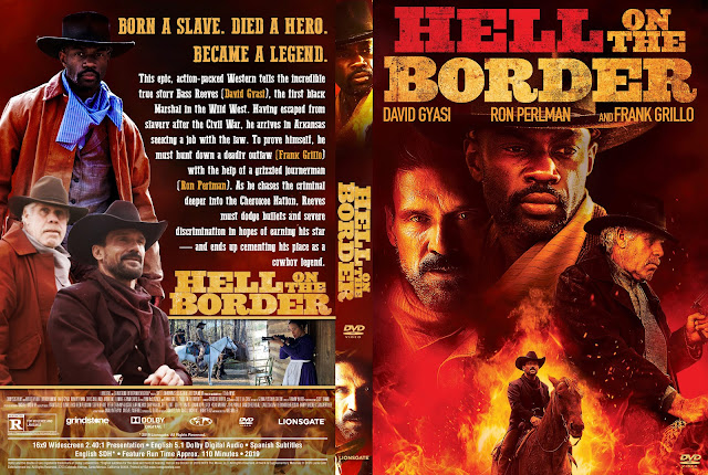 Hell on the Border DVD Cover