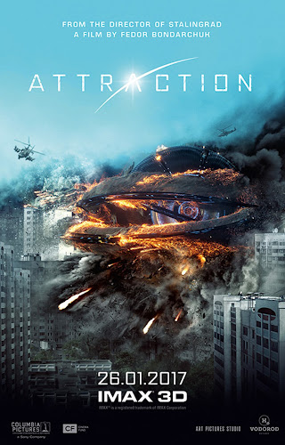 Attraction (BRRip 720p Ruso Subtitulada) (2017)