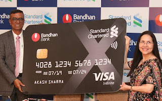 Bandhan Bank Tie up with Standard Chartered Bank
