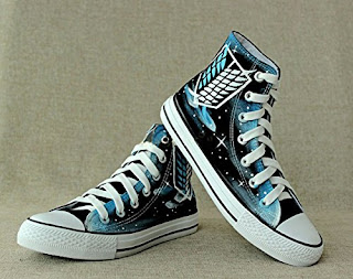both teenagers and adults likes hand painted shoes