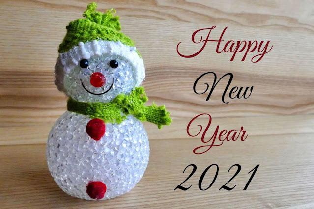 Happy New Year Image 2021