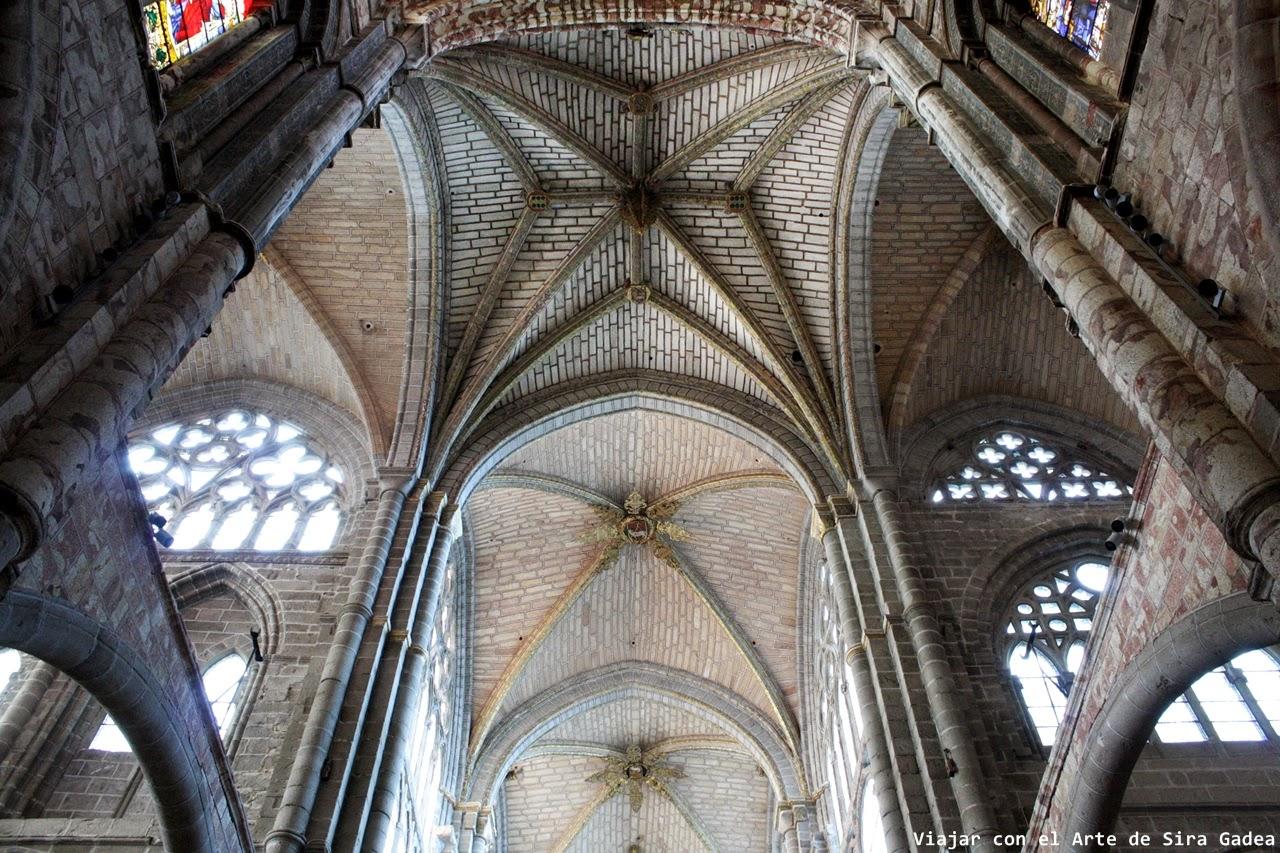 Crucero Catedral Ávila