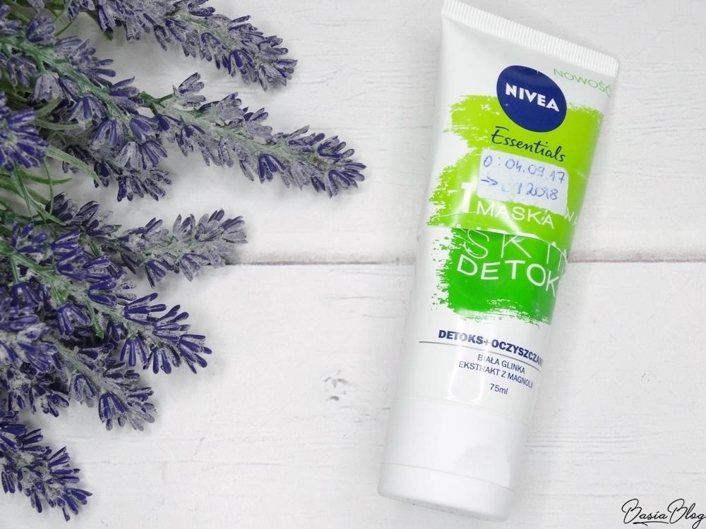 Nivea Skin Detoks maseczka oczyszczająca recenzja