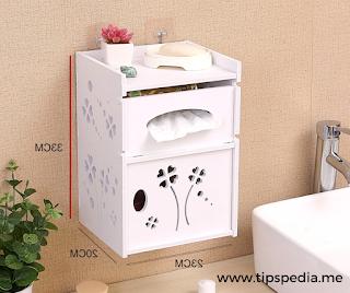 portable bathroom cabinet