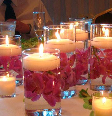 ltima Tendencia Centros De Mesa Novedosos Con Flores Y