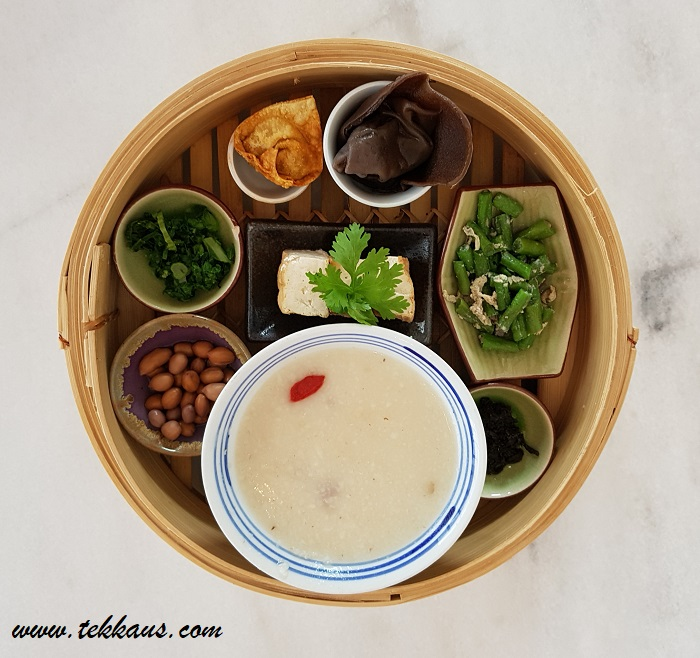 Hakka Porridge Enjoy Halal Organic Food at Ku Cha Be 古早味