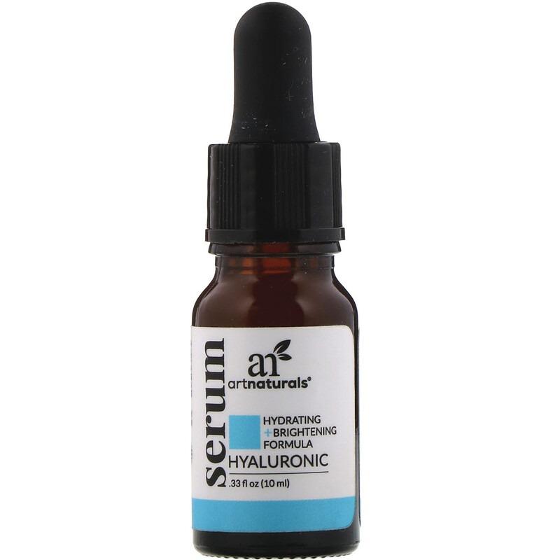Artnaturals, Сыворотка с гиалуроновой кислотой, 10 мл (0,33 жидк. унции)