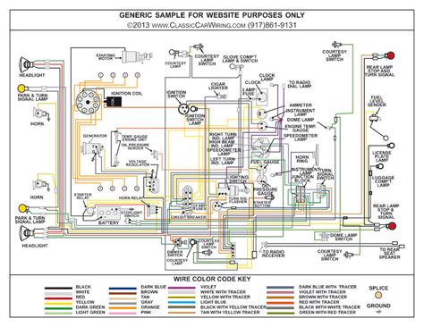Wiring Diagram Blog: 1941 Plymouth Wiring Diagrams