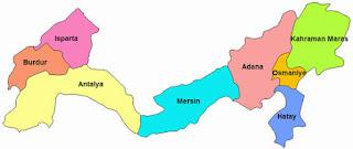 Akdeniz Bölgesi Özellikleri – Hakkında Bilgi
