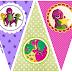 Mini Kit de Barney para Imprimir Gratis.