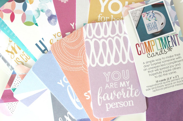 Erin Condren Compliment Cards Review