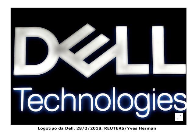 Receita trimestral da Dell supera estimativas com crescimento de trabalho remoto