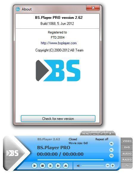 Bs. Player pro télécharger.
