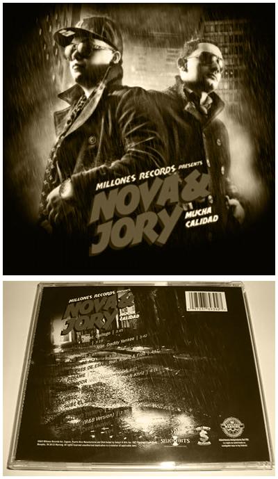 album mucha calidad nova y jory 2011