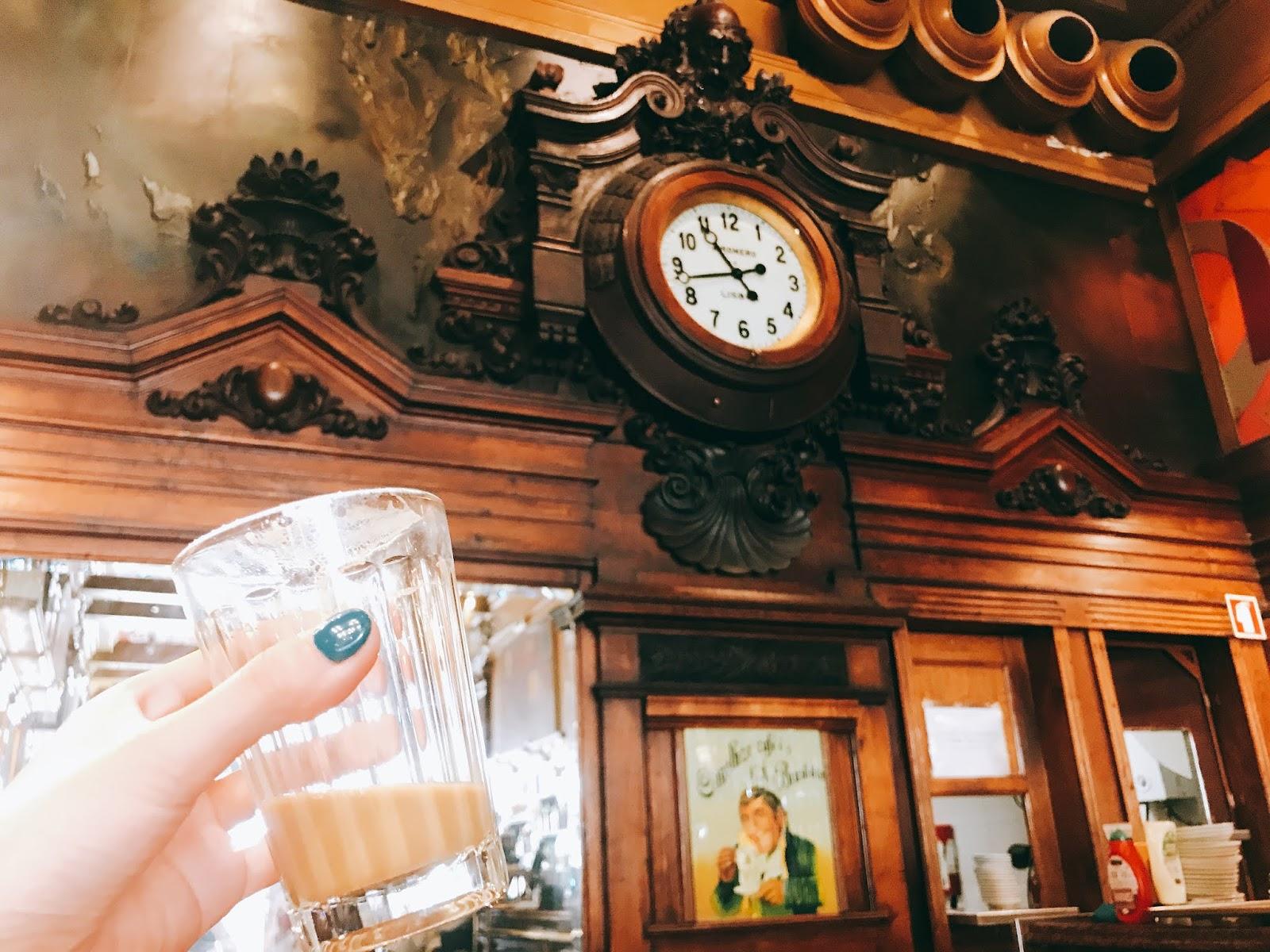 葡萄牙|里斯本|美食|百年經典巴西人咖啡館 Café A Brasileira - Zoey's 茶水間