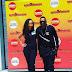 Neyde e Alage, cantores de Nampula, ocuparam a Terceira Posição  no Africa dançar Internacional