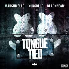 Tongue Tied Lyrics - Marshmello ft. Yungblud & Blackbear