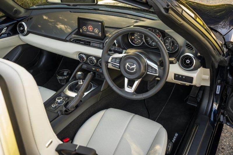 2021 Mazda MX-5 Sport Venture