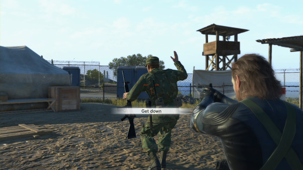 Metal Gear Solid V Ground Zeroes Download
