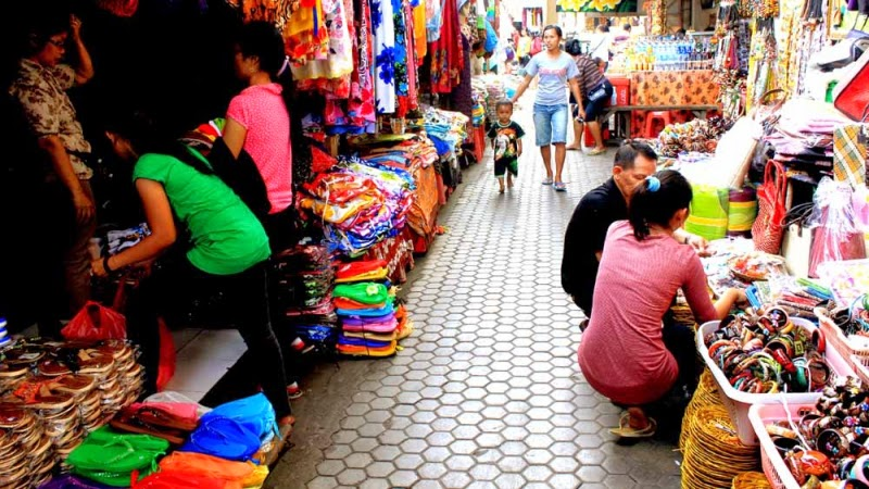 16 Daftar Nama Mall dan Tempat Belanja Murah di Bali Daerah Kuta