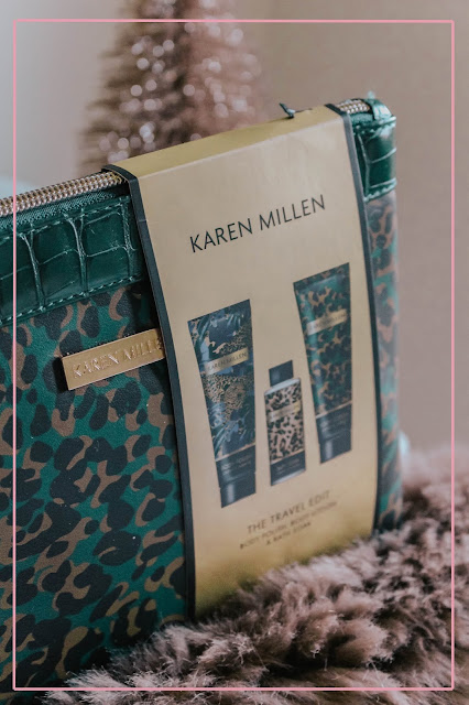 Karen Millen The Beauty Travel Edit Gift Set Blog Review