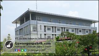 Lowongan Kerja Terbaru PT Jui Shin Indonesia