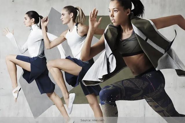 ملابس الرياضة في المنام
