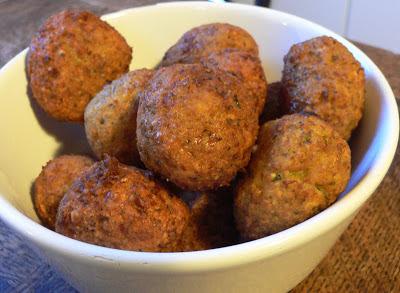 Zelf falafel maken; makkelijk recept