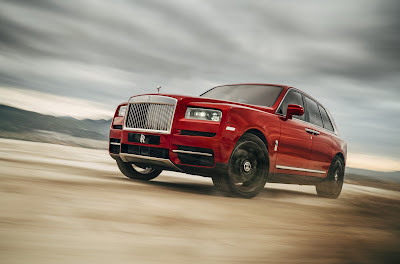 2019 Rolls-Royce Cullinan Review, Specs, Price