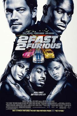 2 Fast 2 Furious 2003 DVD R1 NTSC Latino