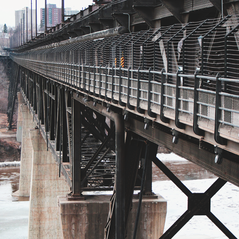 High Level Bridge Edmonton Alberta