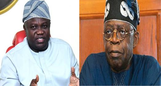 Presidency Backs Ambode As APC Candidate Against Tinubu?