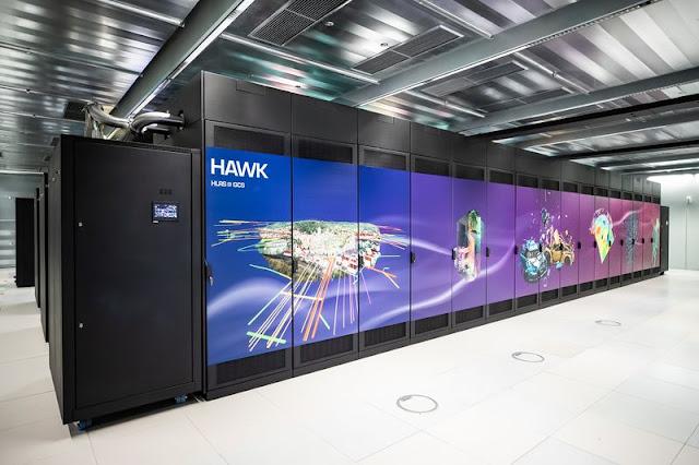 HLRS Inaugura Supercomputador Hawk com Red Hat Enterprise Linux 8