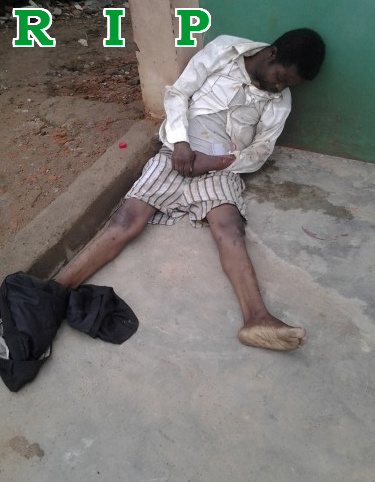 igbo man killed abeokuta ogun state