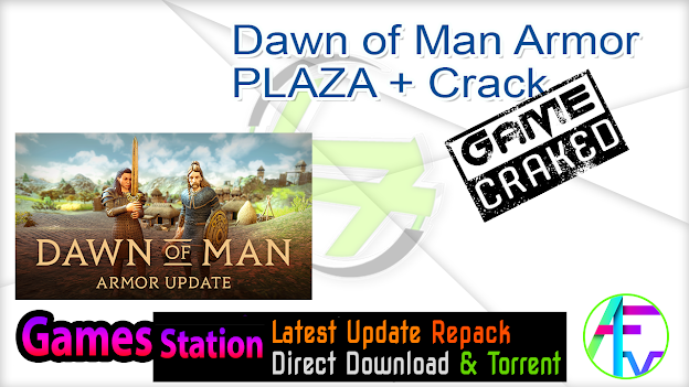 Dawn of Man Armor – PLAZA + Crack