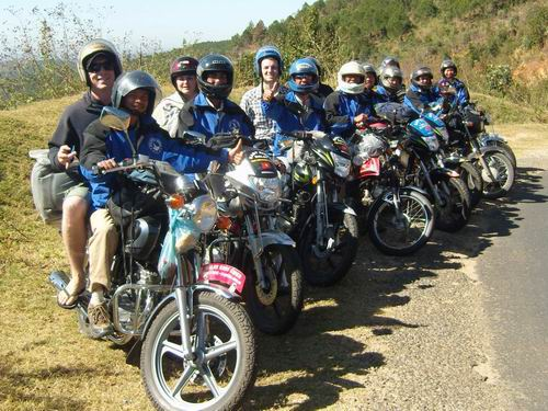 khi đi phượt chùa hương bằng xe máy cần chuẩn bị gì