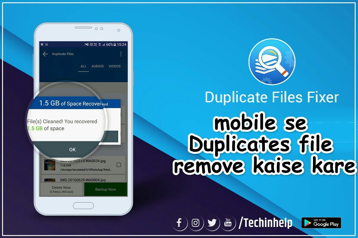 Delete-duplicates-files