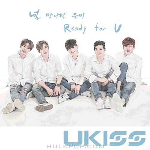 U-KISS – Ready for U – Single