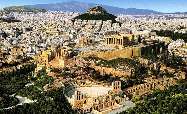 O que fazer em Atenas, Grécia