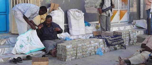 Quốc gia không có gì ngoài tiền