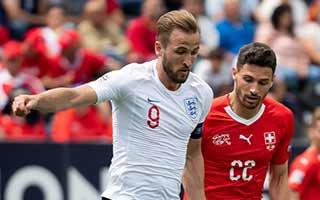 Switzerland vs England