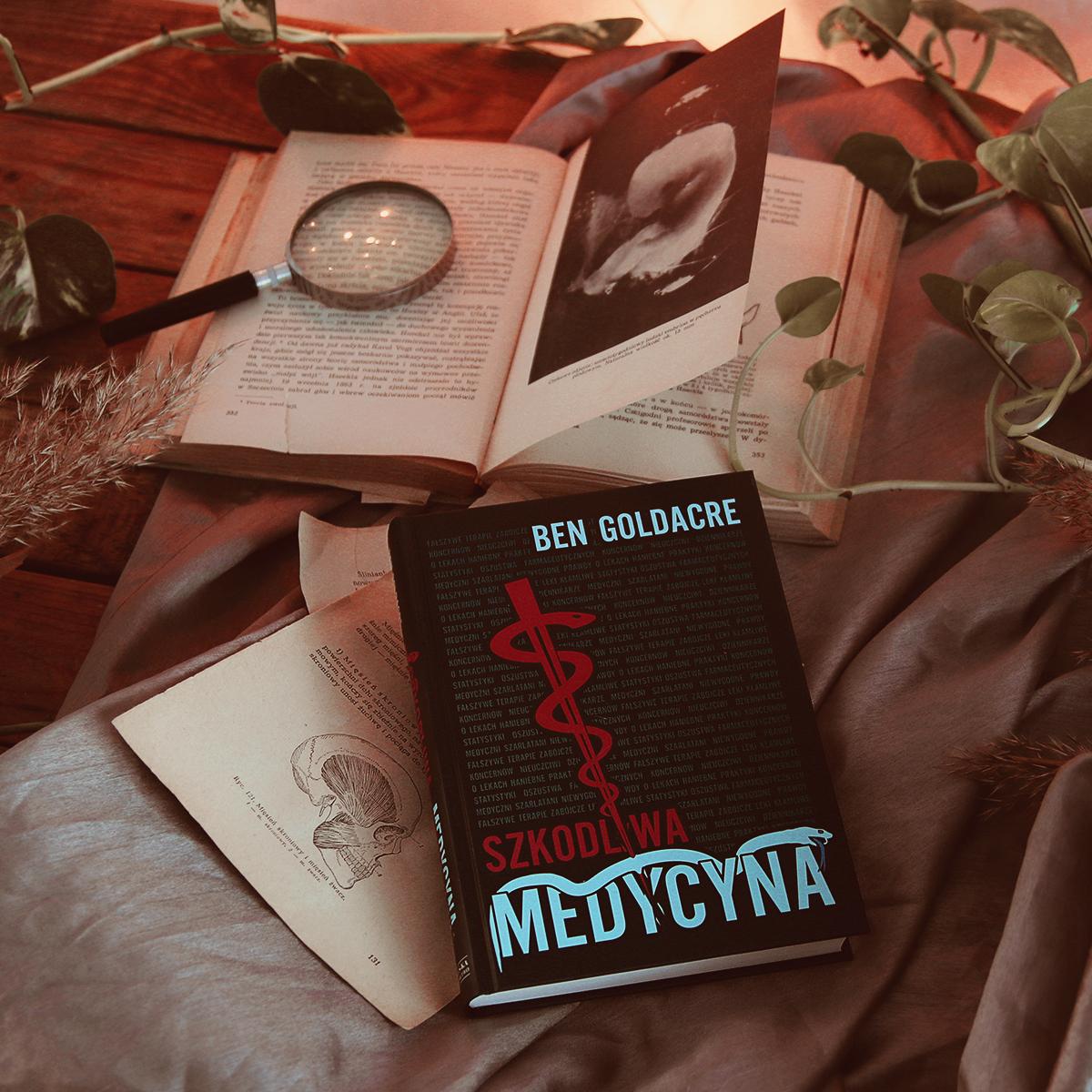 #151 Szkodliwa medycyna - Ben Goldacre