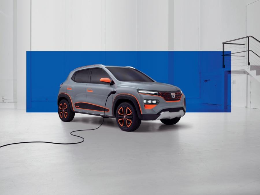 Presentan el Dacia Spring, que podría ser el coche eléctrico barato definitivo