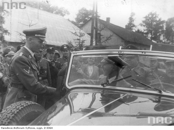 1 September 1940 worldwartwo.filminspector.com Joseph Goebbels Otto von Wachter