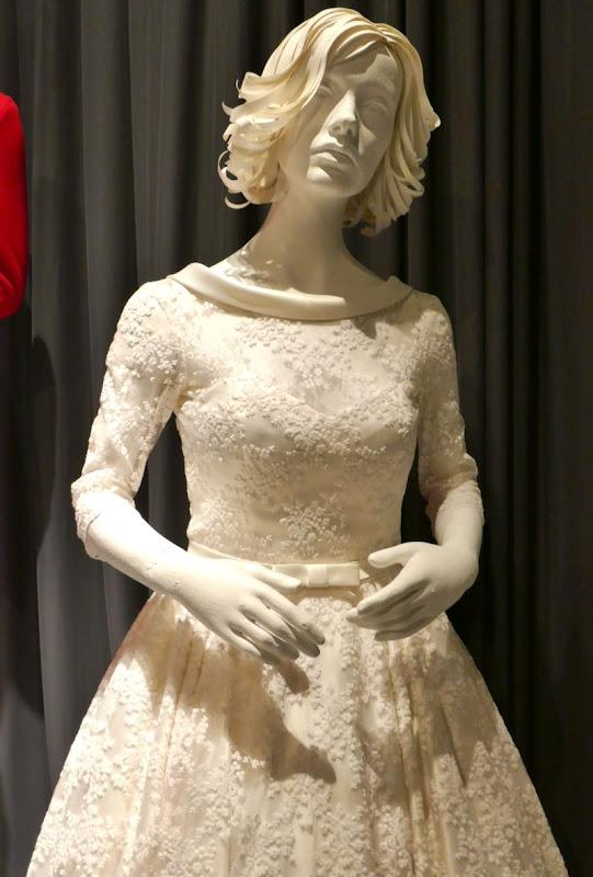 Chilling Adventures Sabrina White Wedding dress