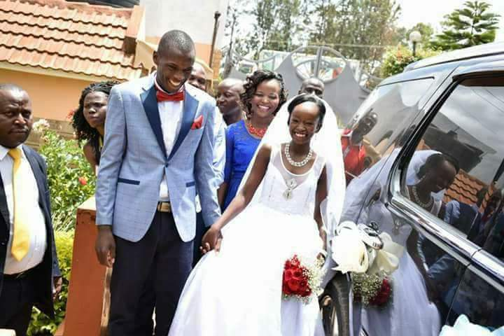 Image result for 100 boob wedding kenya married
