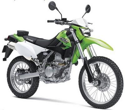 Motor Kawasaki KLX 250