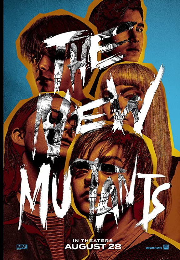 Movie The New Mutants 2020