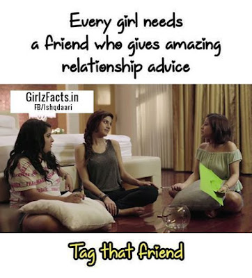 Tag Your Best advicer Friend